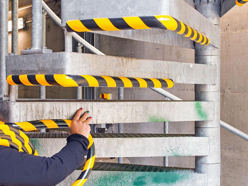 hoiatuskaitsed treppidele