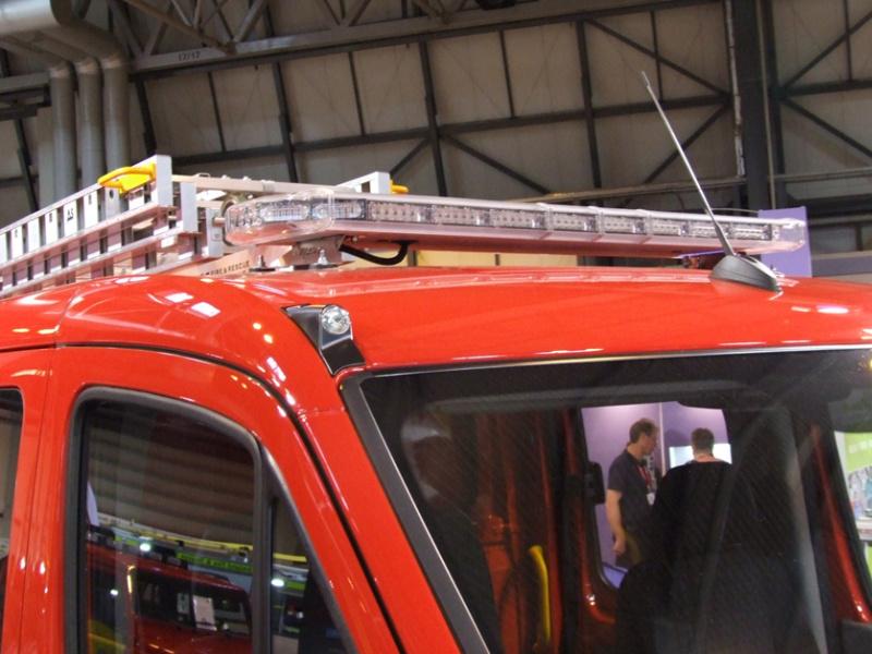 vilkurpaneel tuletõrjeauto